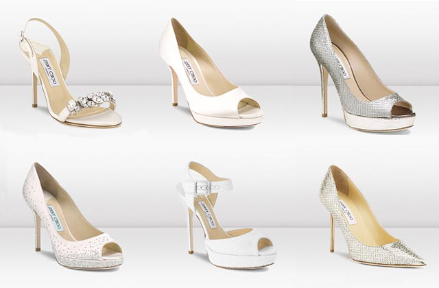 Jimmy Choo Zapatos Boda