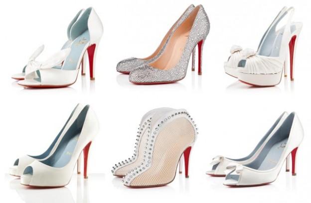 los zapatos de suela roja | bodas y novias